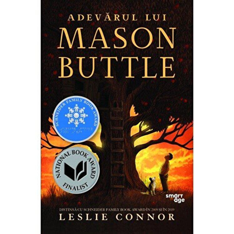 Coperta Carte Adevarul lui Mason Buttle