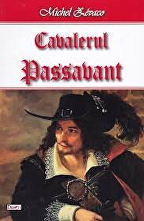 Coperta Carte Cavalerul Passavant