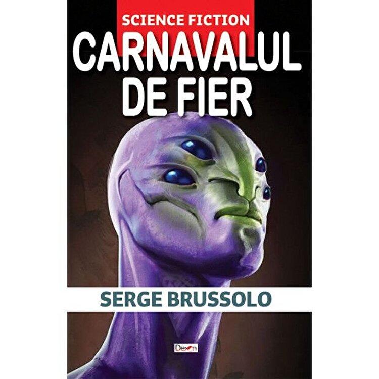 Coperta Carte Carnavalul de fier