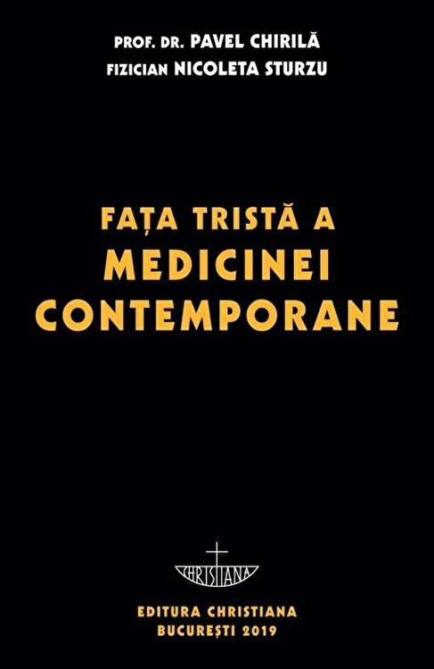 Coperta Carte Fata trista a medicinei contemporane