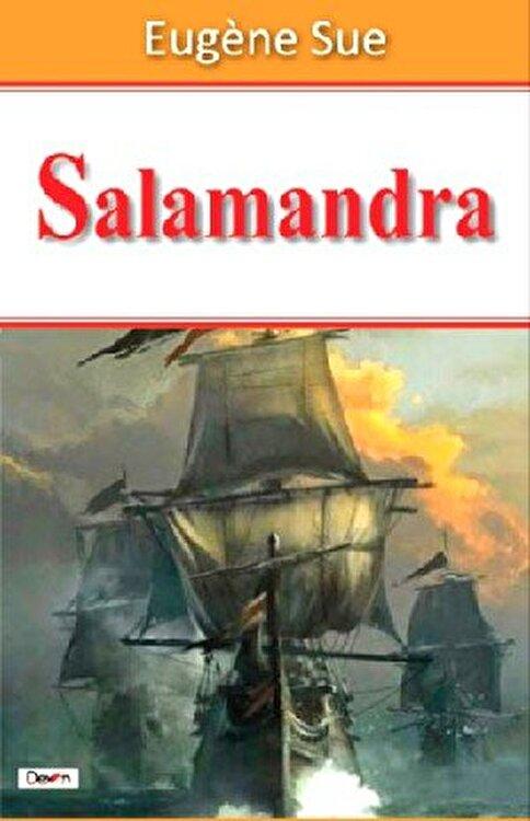 Coperta Carte Salamandra