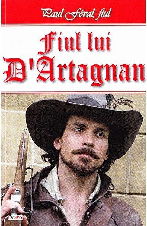 Coperta Carte Fiul lui D' Artagnan
