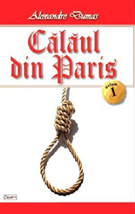 Coperta Carte Calaul din Paris vol 1/4