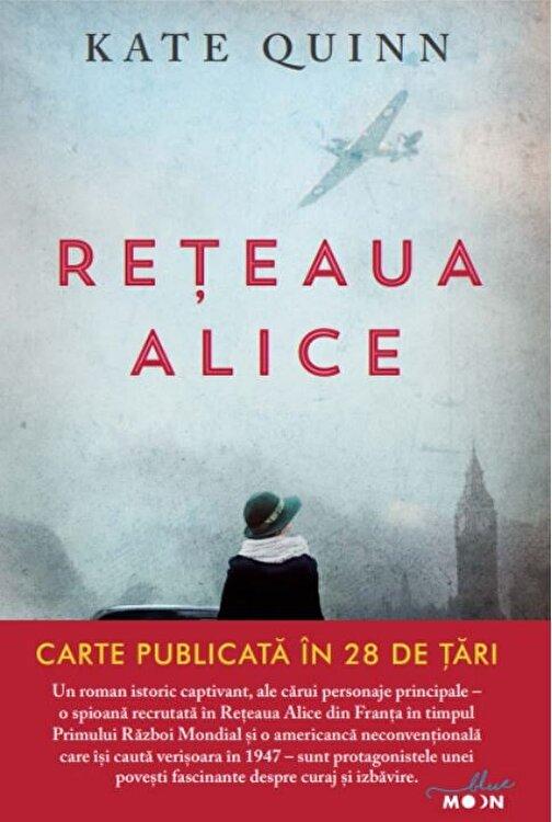 Coperta Carte Reteaua Alice