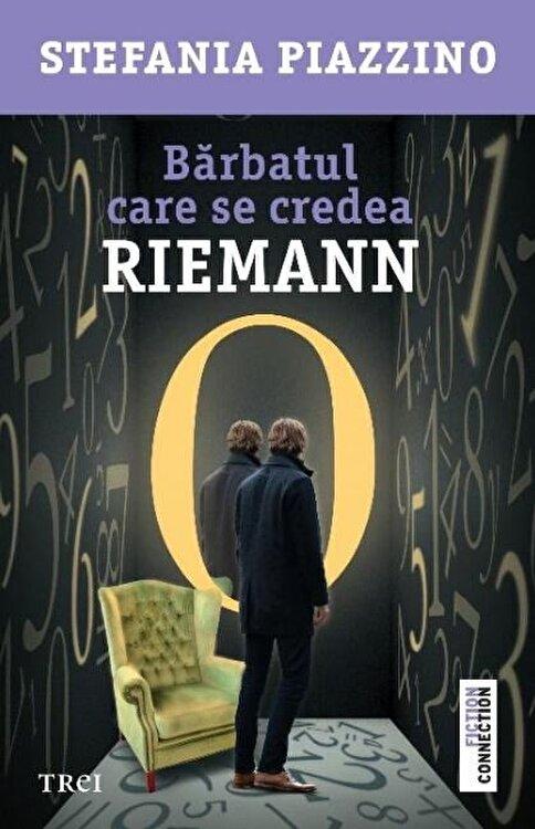 Coperta Carte Barbatul care se credea Reimann