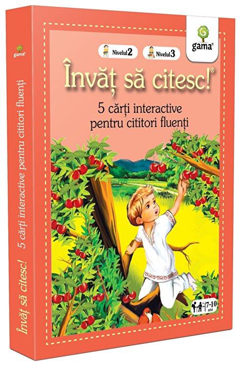 Coperta Carte Pachet pentru cititori fluenti II
