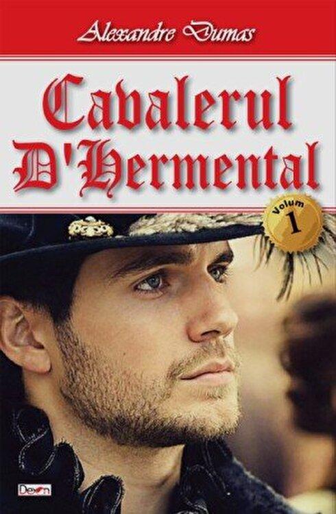 Coperta Carte Cavalerul d'Harmental 1