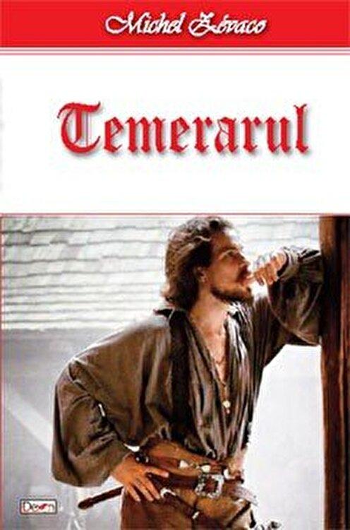 Coperta Carte Temerarul