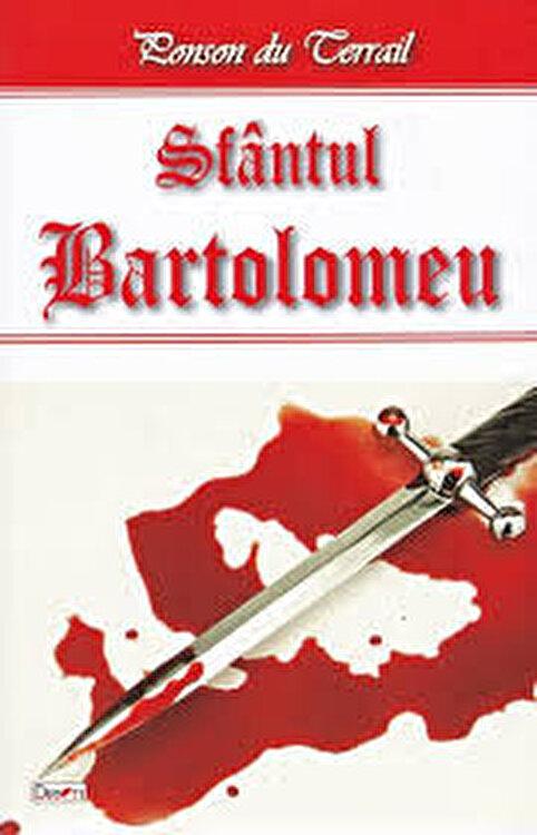 Coperta Carte Sfantul Bartolomeu
