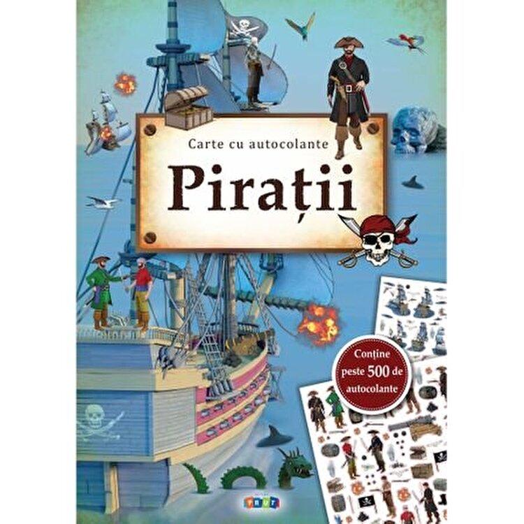 Coperta Carte Piratii