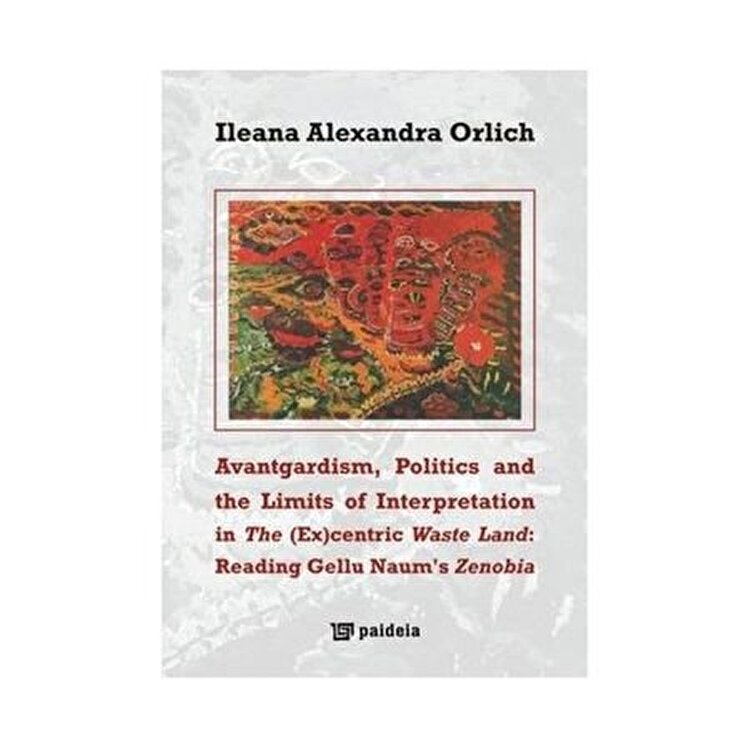 Coperta Carte Avantgardism, Politics, and the Limits of Interpretation in The