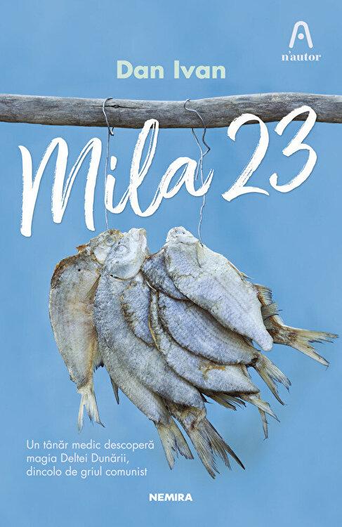 Coperta Carte Mila 23