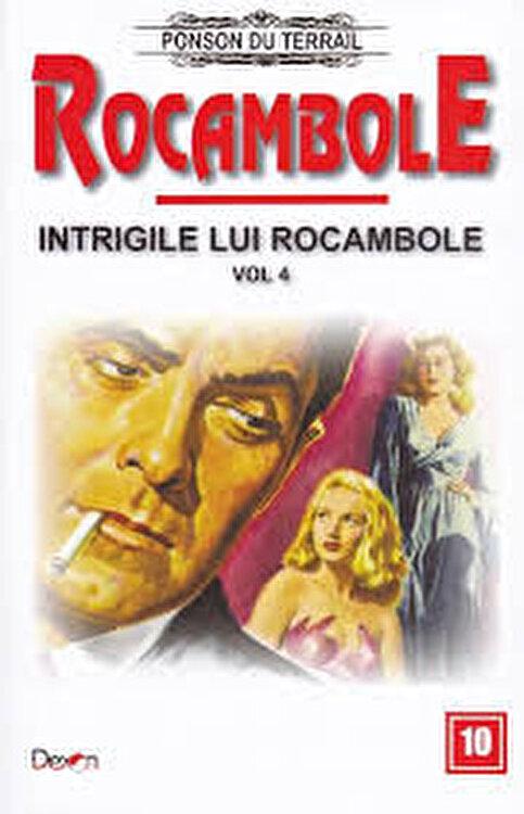 Coperta Carte Rocambole 10 - Intrigile lui Rocambole 4