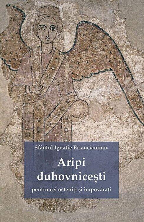 Coperta Carte Aripi duhovnicesti pentru cei osteniti si impovarati. Editia a doua