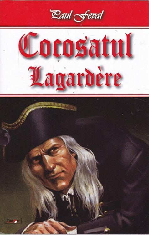 Coperta Carte Cocosatul - Lagardere
