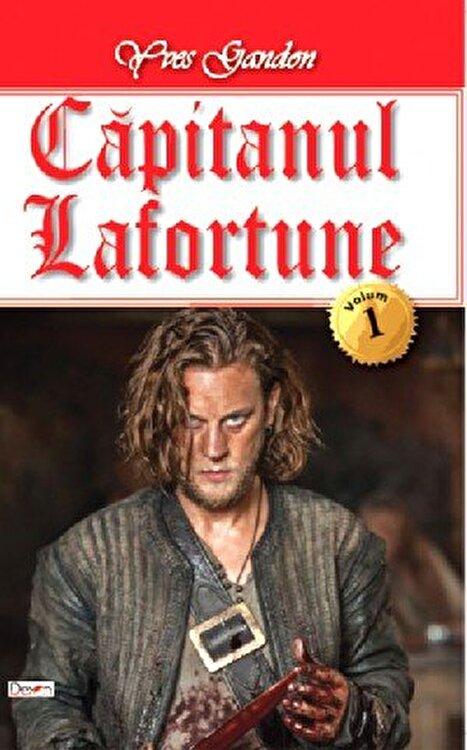 Coperta Carte Capitanul Lafortune vol 1/2