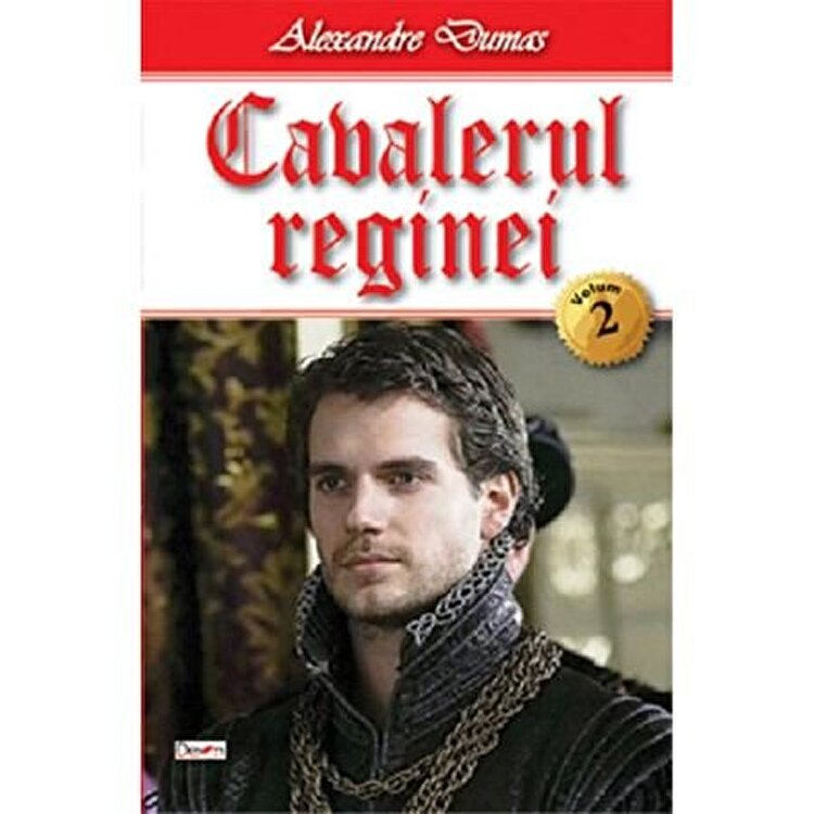 Coperta Carte Cavalerul reginei vol 2