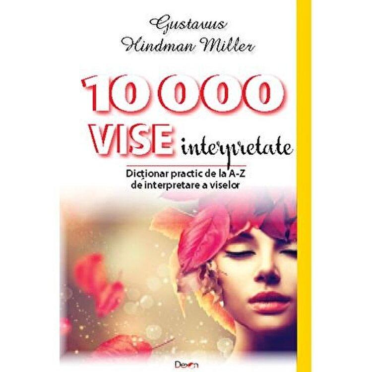 Coperta Carte 10000 vise interpretate