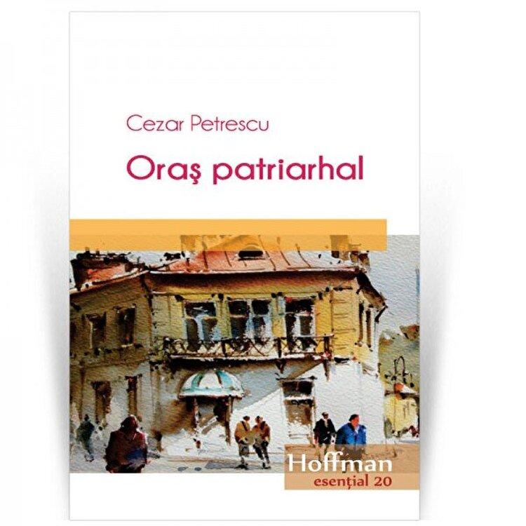 Coperta Carte Oras patriarhal