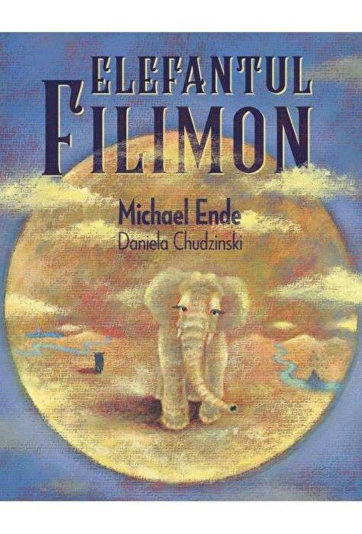 Coperta Carte Elefantul Filimon