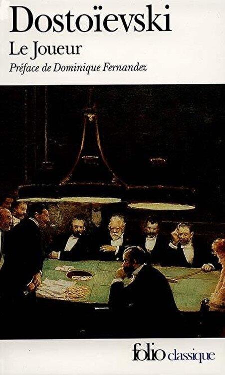 Coperta Carte Le Joueur