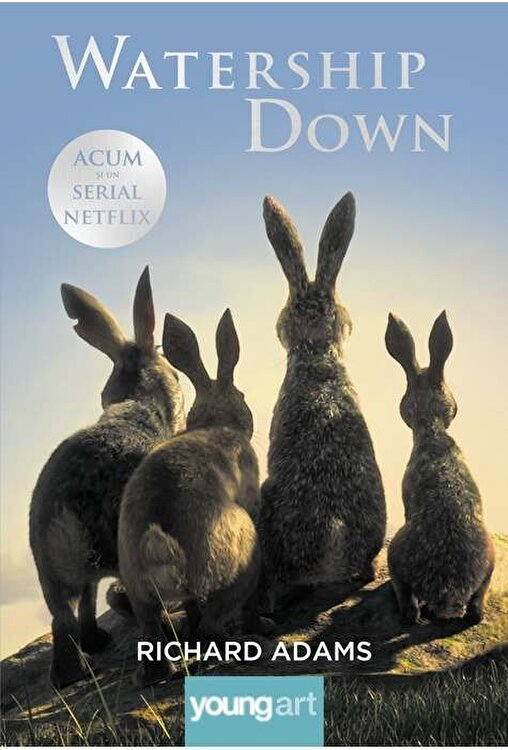 Coperta Carte Watership Down