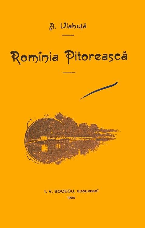 Coperta Carte Romania Pitoreasca