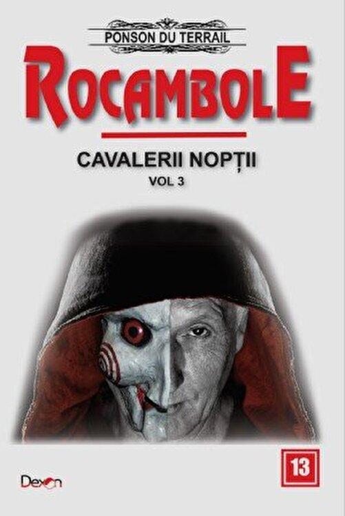 Coperta Carte Rocambole 13 - Cavalerii noptii 3