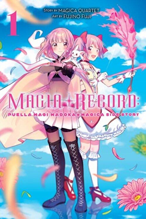 Magia Record: Puella Magi Madoka Magica Side Story, Vol. 1, Paperback/Magica Quartet