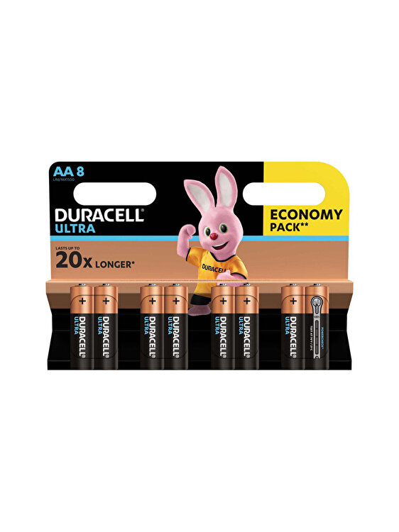 Baterie Duracell, Ultra AAK8, 6 bucati, LR6, 5005820 de la Duracell