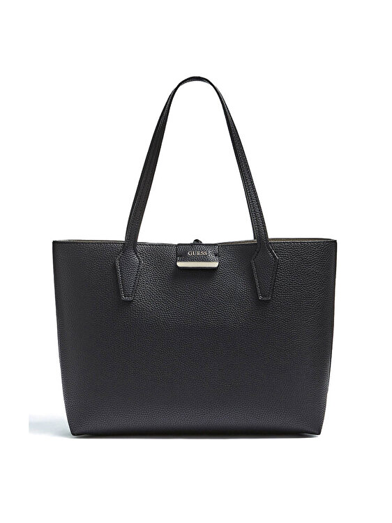 Geanta tote Guess Bobbi Inside Out