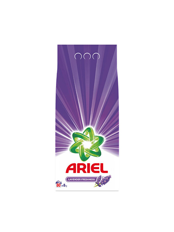 Detergent automat Ariel Lavanda, 80 spalari, 8 kg de la ARIEL