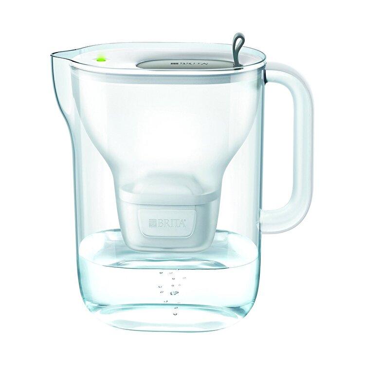 Cana filtranta Style XL, Brita, 3.6 l, MAXTRA, BR1026695, plastic, Gri de la Brita