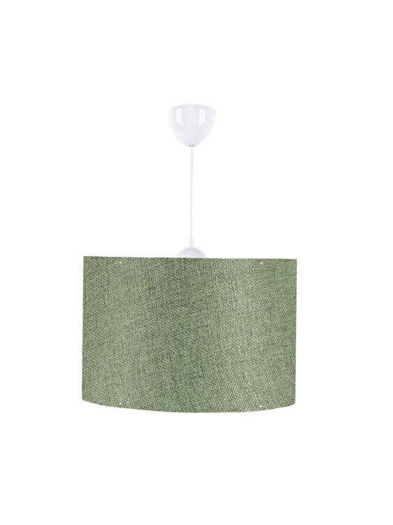 Candelabru, Insignio, E 27, 28 x 25 cm, 780SGN1491, PVC, Verde
