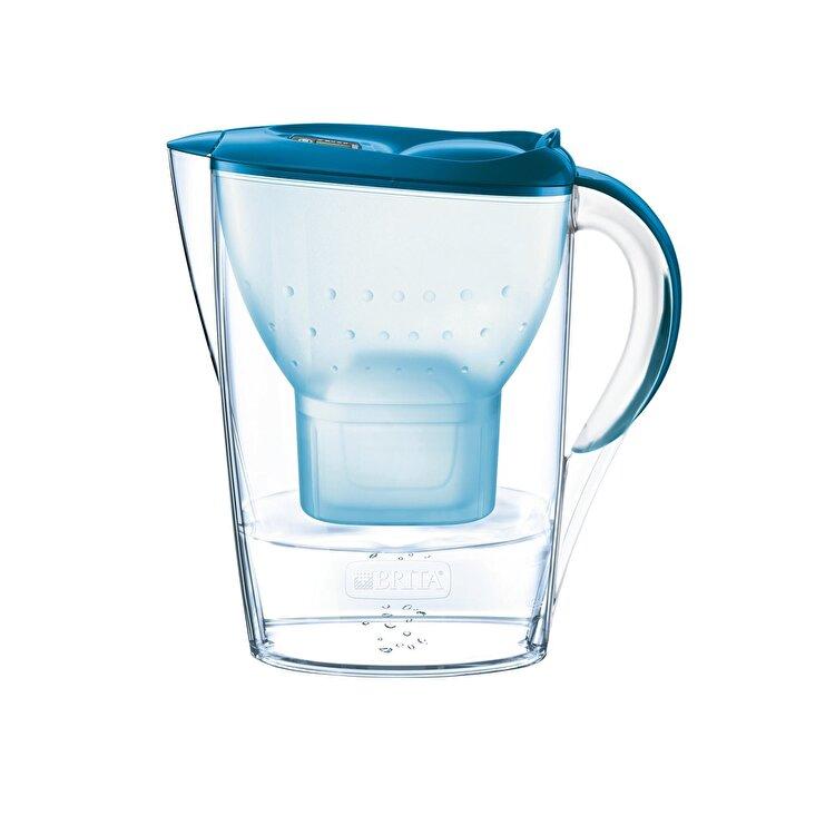 Cana filtranta Marella Cool, Brita, 2.4 l, MAXTRA, BR1026446, plastic, Turcoaz de la Brita