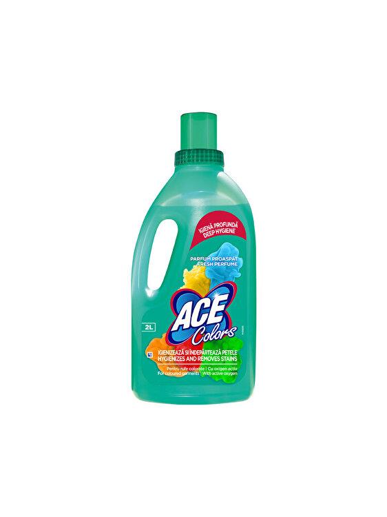 Solutie pentru indepartarea petelor Ace Colors 2 L de la ACE
