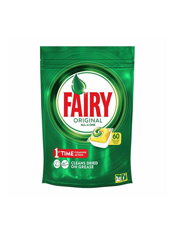 Detergent de vase capsule Fairy All in One, 60 buc de la FAIRY