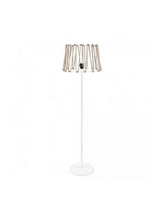 Lampadar, Insignio, E 27, 38 x 140 cm, 780SGN2417, metal, Bej de la Insignio