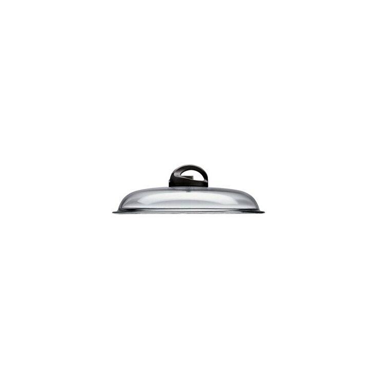 Capac din sticla, Ballarini, 20 cm, 33490220, sticla termorezistenta, Incolor de la Ballarini