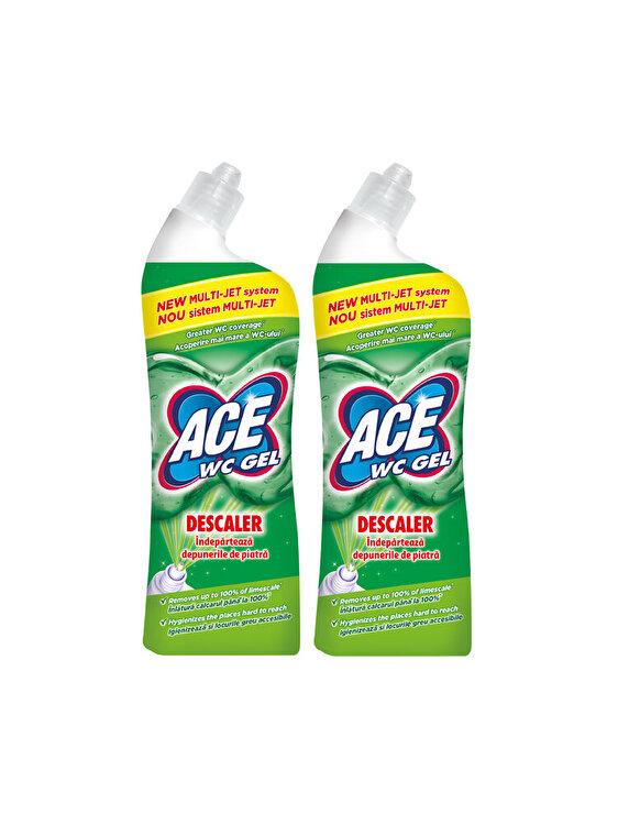Pachet curatenie 2 x Decalcifiant Ace WC Gel 700ml de la ACE