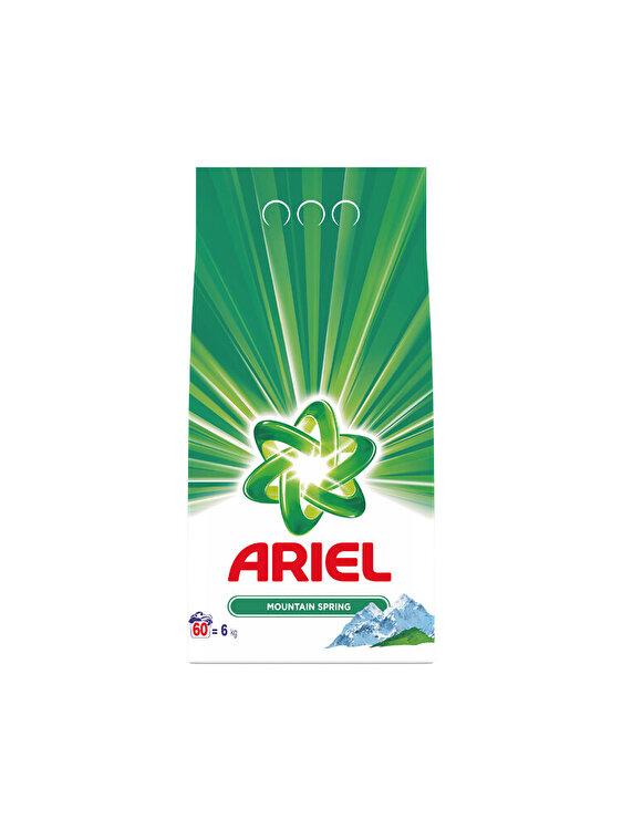 Detergent automat Ariel Mountain Spring, 60 spalari, 6kg de la ARIEL
