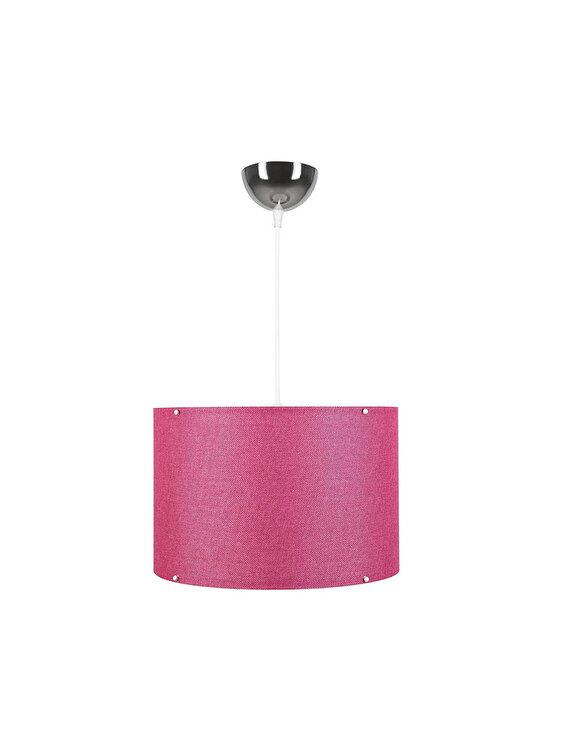 Candelabru, Insignio, E 27, 30 cm, 780SGN1460, PVC, Roz de la Insignio