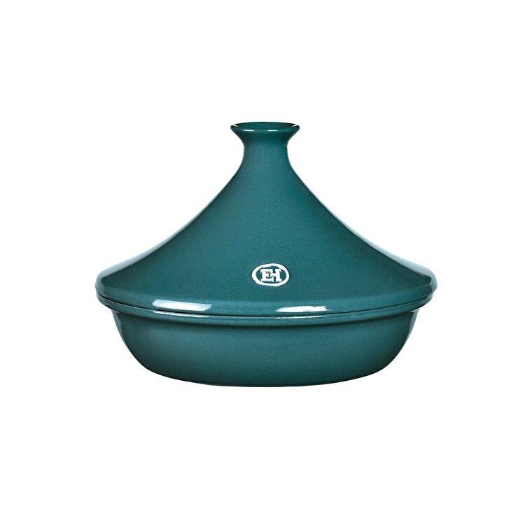 Tajine Blue Flame, Emile Henry, 27 cm, 562697, ceramica, Albastru de la Emile Henry