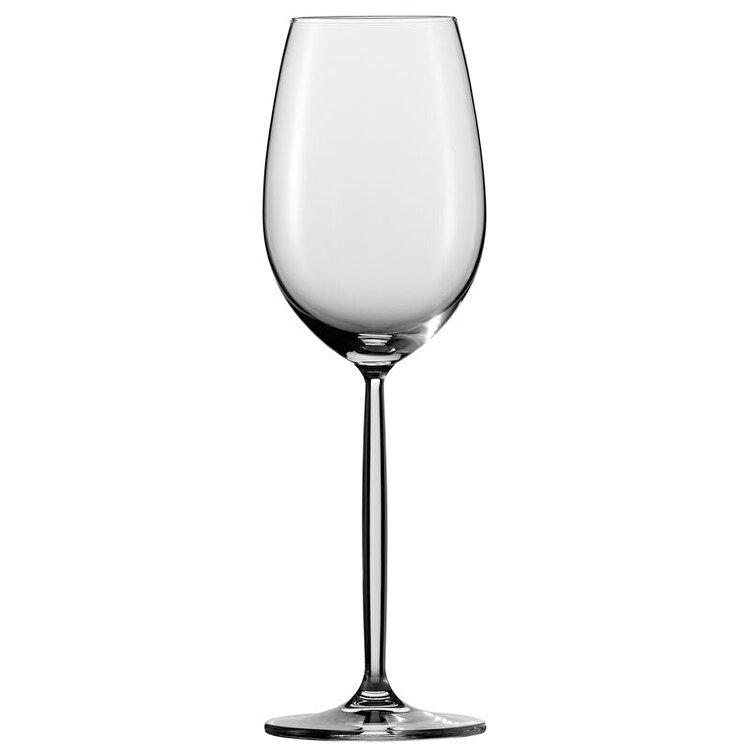 Set 6 pahare vin alb, Schott Zwiesel, 302 ml, 104097, cristal, Incolor de la Schott Zwiesel