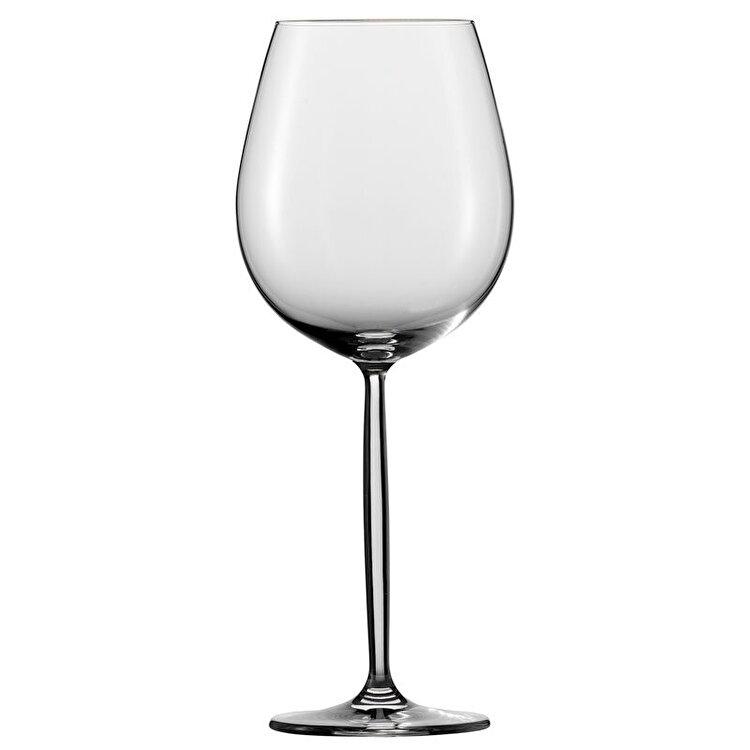 Set 6 pahare vin Burgundy, Schott Zwiesel, 460 ml, 104095, cristal, Incolor de la Schott Zwiesel