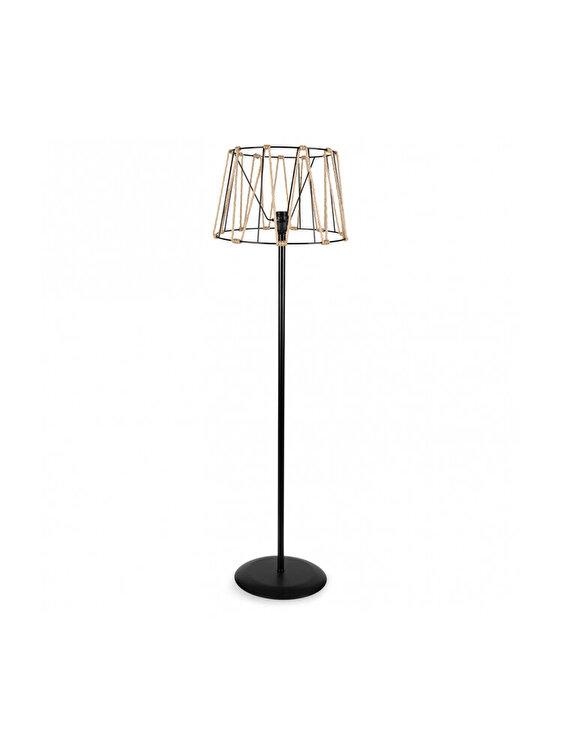Lampadar, Insignio, E 27, 38 x 140 cm, 780SGN2416, metal, Bej de la Insignio