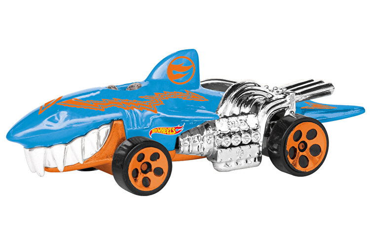 Masinuta cu lumini si sunete Hot Wheels, Sharkruiser albastru de la HOT WHEELS
