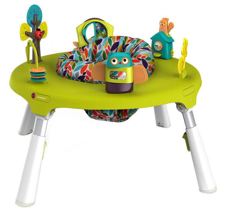 Centru de activitati pentru bebelusi, PortaPlay
