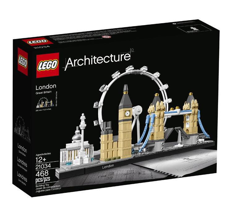 LEGO Architecture, Londra 21034 de la LEGO