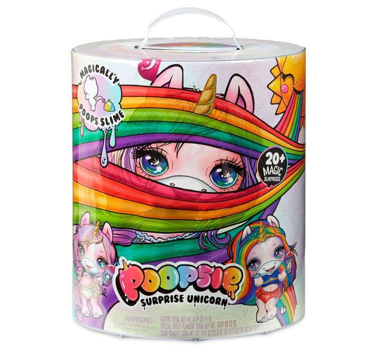 Jucarie surpriza Poopsie Slime Unicorn Pack de la Poopsie